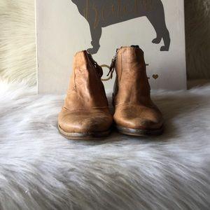 All Saints Co vintage style ankle boots